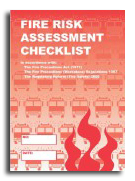 Fire Risk Assessment Booklet - Book