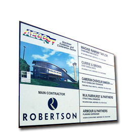 Advertising Board